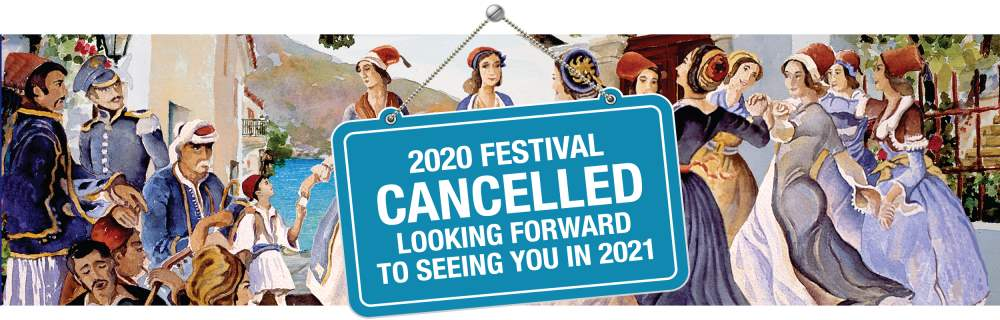 Yiasou Greek Festival Cancelled for 2020